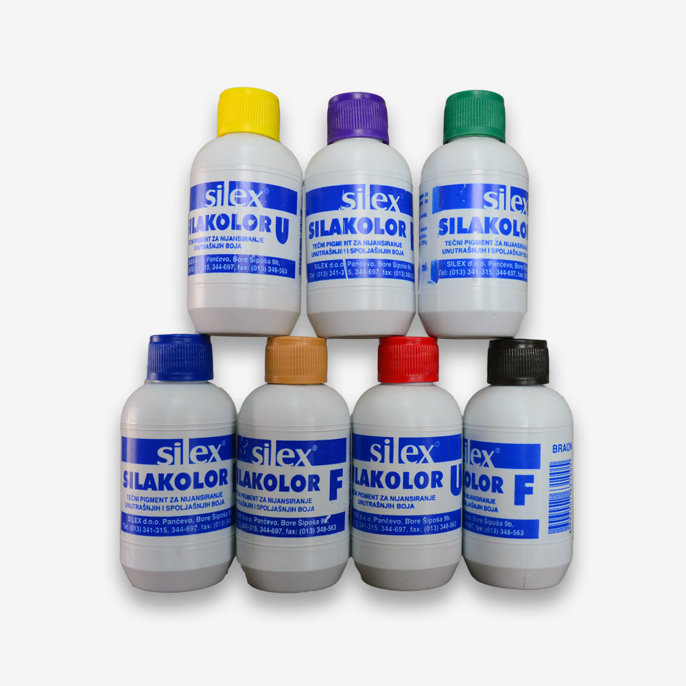 SILAKOLOR F cigla 100ml