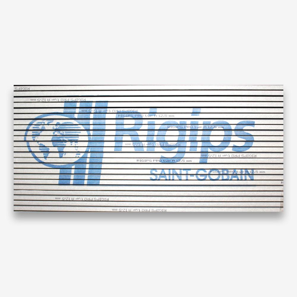 Gipskarton ploče  RIGIPS 12,5x200x120 Vlagootporne