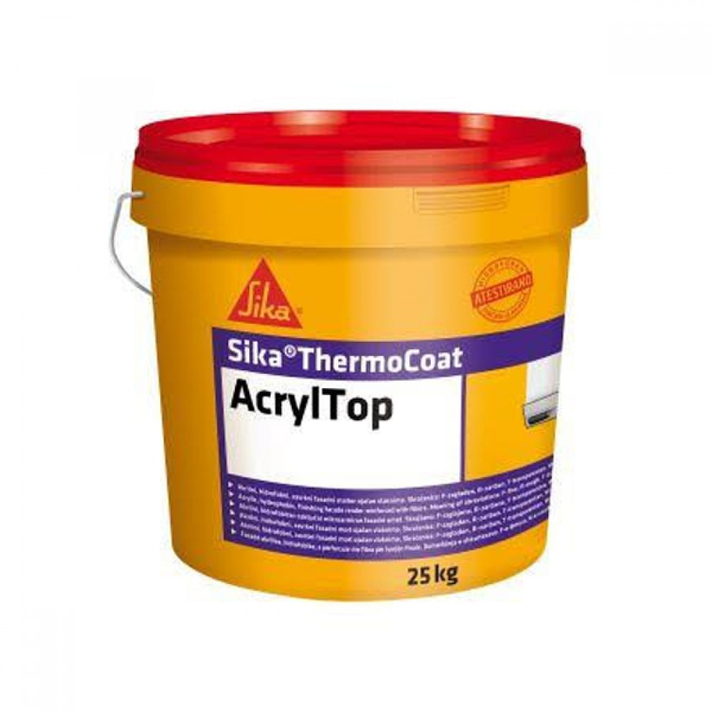 SIKA ThermoCoat AcrylTop F 1.5 W 25/1